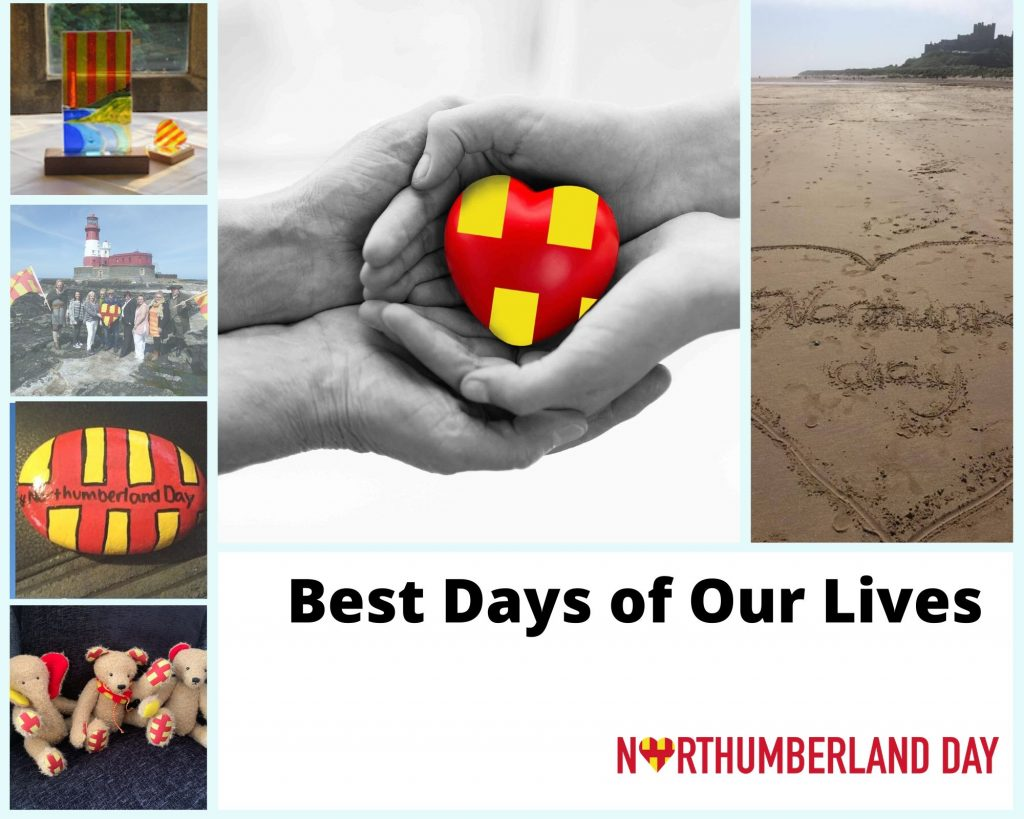 Northumberland Day Launches Its Own CD!