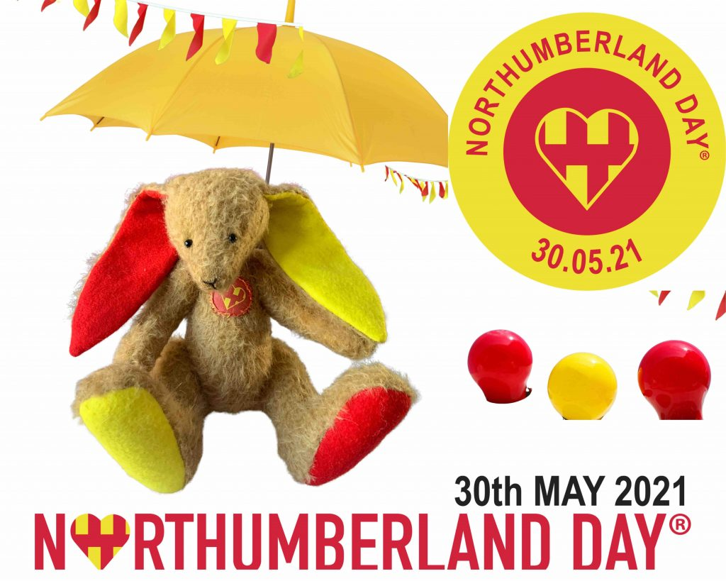 Fifth Northumberland Day to Promote Good Will and Bunting