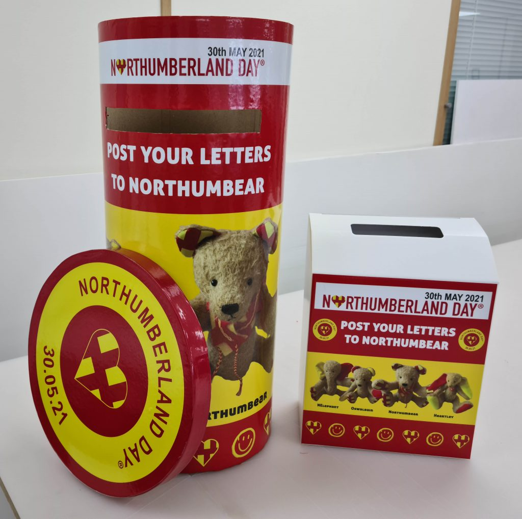 Northumberland Children Already Penning Letters to Northumbear